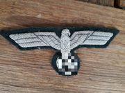 Militaria bis1945 Wehrmacht-Panzer Marine Brustadler