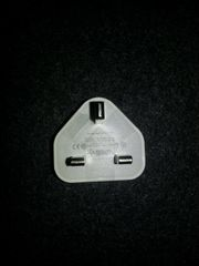 Amerikanischer USB Steckdosenadapter