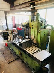 CNC Bettfräsmaschine Zayer 3000 BF3
