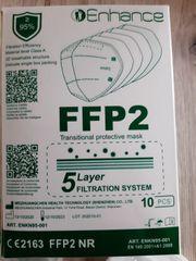 FFP2 Masken 10er Schachteln Qualitätswaren