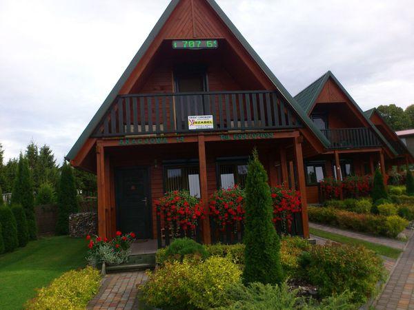 Ostsee-Polen -Ferienhaus anlage