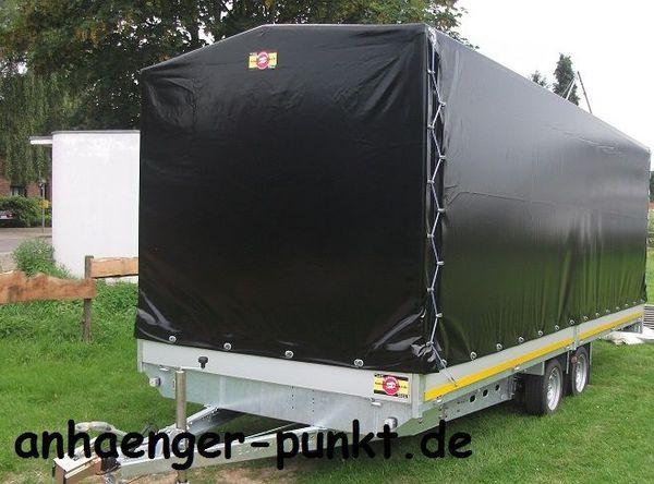 PKW Marken Anhänger 5 m