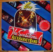 ALEX HARVEY BAND - LIVE ORIGINAL