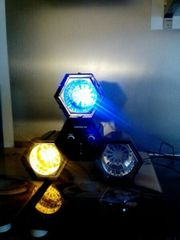 Lichtorgel