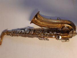 Alt Saxophon Martin Handcraft skyline: Kleinanzeigen aus Bornheim Sechtem - Rubrik Blasinstrumente