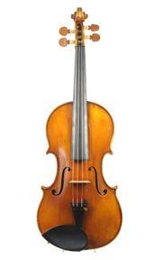 Feine Schweizer Geige Meistergeige August