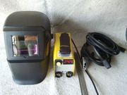 Schweißgerät Inverter 240A Elektronische Maske
