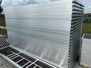 Gerüst 144qm Baugerüst Fassadengerüst 18x8m