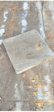 Steinplatten 40 x 40 cm