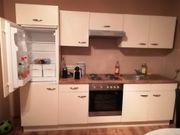 Küchenzeile, neuwertig
