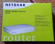 NETGEAR ADSL Modem Router
