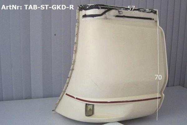Tabbert Seitenteil für Gaskastendeckel gebraucht
