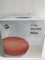 Google Home Mini Koralle