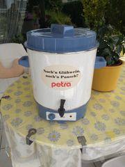 Einkochautomat Petra Eko 610 Glühwein-
