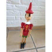 Pinocchio aus Holz 40cm hoch
