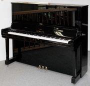 Klavier Yamaha YUS3 131cm schwarz