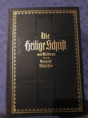 Bibel mit Bildern von Rudolf