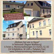 Ferien- und Monteurwohnungen in Helmstedt