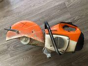 Stihl TS 420 Trennschleifer Motorflex