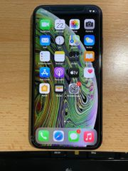 iPhone XS 256 GB spacegrau