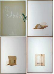 Großes Kunstpaket - 9 Künstler - 34