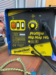 Schutzgasschweissgerät MIG MAG 140