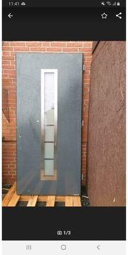 Haustür Nebeneingangstür Tür Kellertür Eingangstür