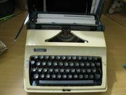 DDR Schreibmaschine Erika