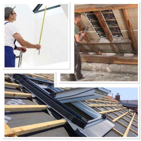 Top Velux,Roto,Dachfenster Einbau & Reparatur Service in Erlangen ZE41