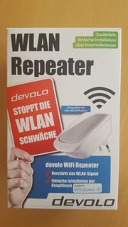 develp WLAN-Repeater
