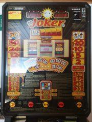 Geldspielautomat Merkur Euro Partyraum