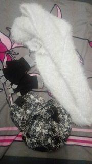 Mütze Schal und