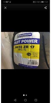 Motorrad Reifen 180 55 17