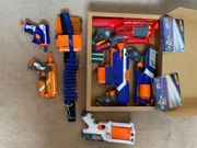 Nerf Spielzeug shooter