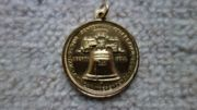 Medaille Liberty Bell Betsy Ross