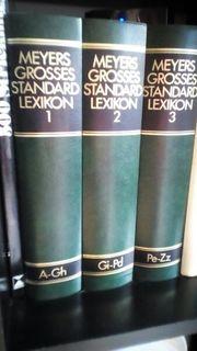 Meyers Grosses Standardlexikon