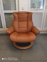 Stressless Ekornes Leder Couchgarnitur 3