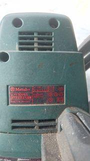 Heckenschere Metabo 8065 mit 70