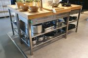 Kücheninsel - Arbeitstisch - Rimforsa IKEA NEUWERTIG