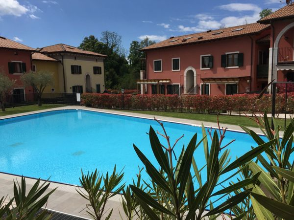 Ferienwohnung Gardasee - Pool WIFI Privat