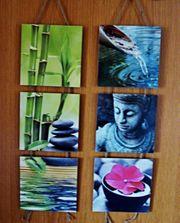 Wanddekoration zum Hängen 3-teilig