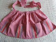 Kinderkleidung Schürze Halbschürze für größere