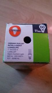 OSRAM DELUX INTELLIGENT 11 W