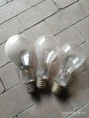alte Glühbirnen E40