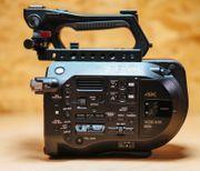 Sony PXW-FS7 S35 XDCAM 4K