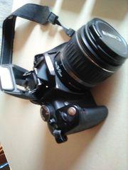 Canon EOS 350 Rebell Digitale