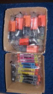 Tintenpatronen für Epson