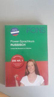Power-Sprachkurs RUSSISCH