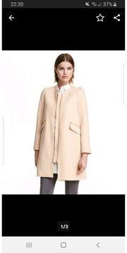 Damen Mantel Jacke Rosa Jacke