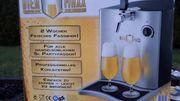 Bierzapfanlage Biermax für 5 Liter